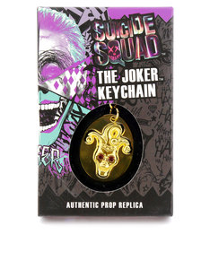 Noble Suicide Squad Joker Key Chain