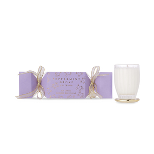 Peppermint Grove Sugared Shortbread Candle Bon Bon 60g