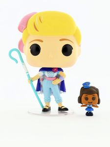 Funko Pop Disney Toy Story 4 Bo Peep with Officer Giggle Vinyl Figure