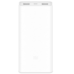 Xiaomi Mi 20000mAh Power Bank 2C White