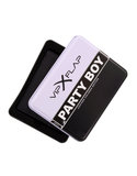 Vip Flap Claim Party Boy Nero Card Holder