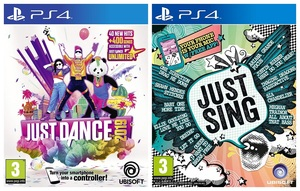 Just Dance 2019 + Just Sing [Bundle]