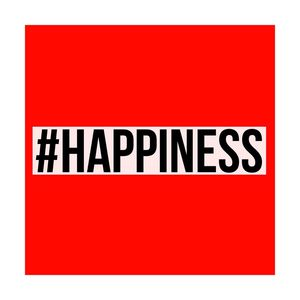 Three Monkeys Concepts Happiness Sticker