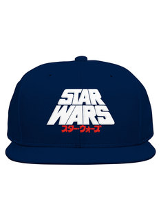 Dedicated Star Wars Nippon Navy Cap