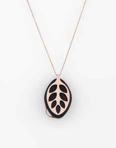 Bellabeat Leaf Nature Rose Gold Health & Activity Tracker