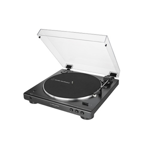 Audio Technica LP60X Black Bluetooth Turntable