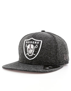 New Era Jersey Tech Oakland Raiders Graphite/White Cap