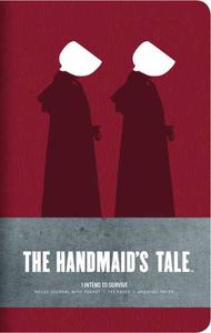 The Handmaid's Tale: Hardcover Ruled Journal #1