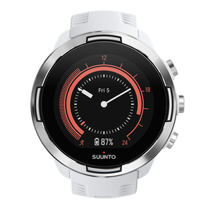 Suunto 9 Baro White GPS Sports Watch