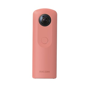 Ricoh Theta SC Pink 360 Spherical Digital Camera