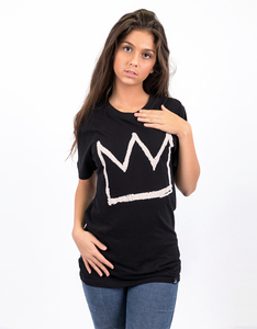 Eleven Paris Basquiat 2 Black T-Shirt