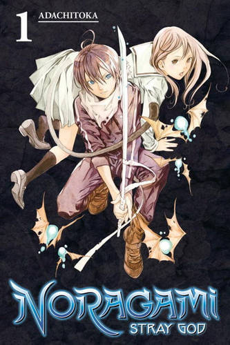 Noragami Volume 1: Stray God