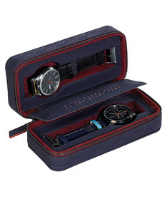 Ted Baker Travel Watch Case Cadet Blue
