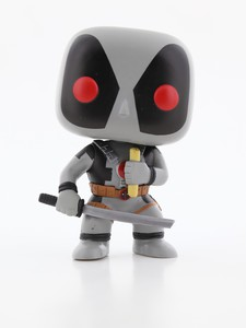 Funko Pop Deadpool with Chimichinga Vinyl Figure