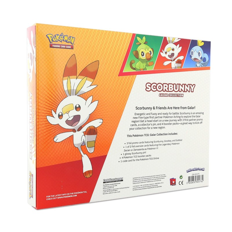 Pokemon Tcg Galar Pin Collection Box Includes 1 Kids Games
