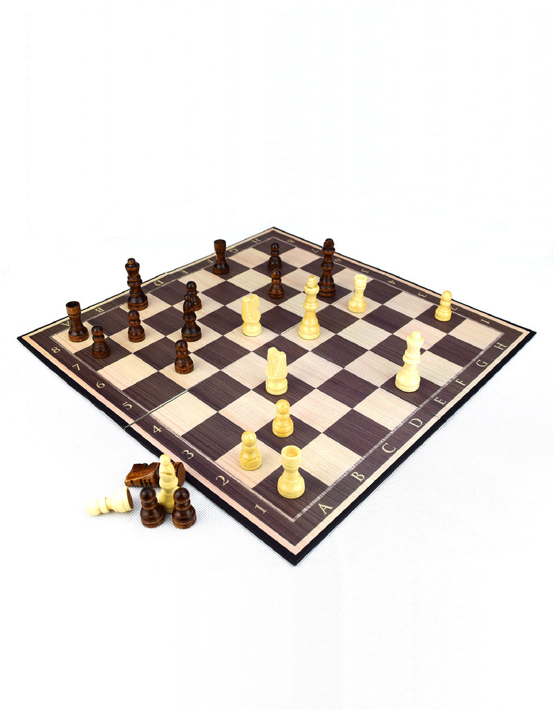 Family Fun Chess Set Games Games Puzzles Gifts