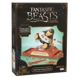 Fantastic Beasts Niffler Challenge Game