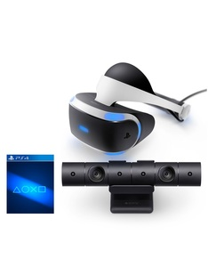 Sony PlayStation VR + PlayStation Camera + 1 Game