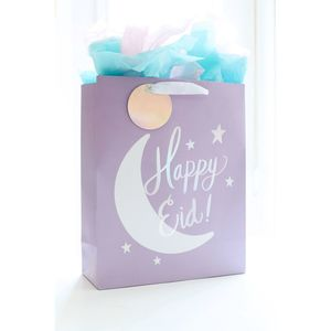 Hello Holy Days Happy Eid Gift Bag Large Gift Bag