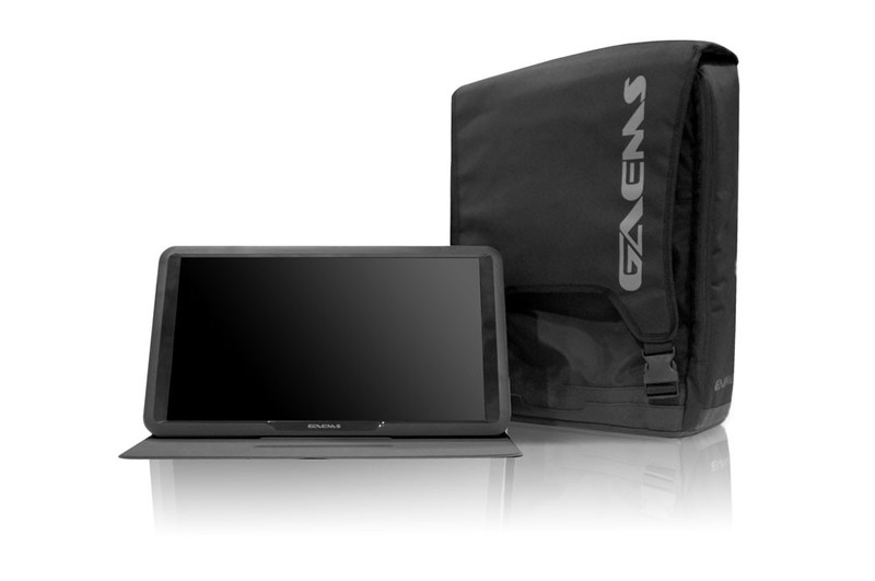 Gaems M155 15.5In Hd Led Performance Portable Gaming Monitor W/Backpack