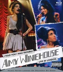 I Told You I Was Trouble Live In London Blu-Ray