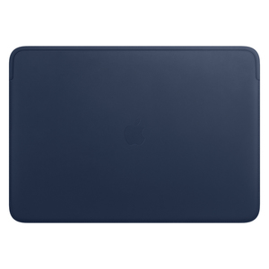 Apple Leather Sleeve Midnight Blue for Macbook Pro 16-Inch