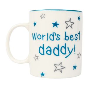 Celebration World's Best Daddy Monkey Mug