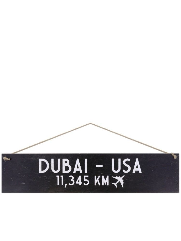 I Want It Now Usa Wooden Location Sign