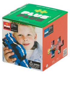 Plus-Plus Mini Basic Building Blocks [600 Pcs]