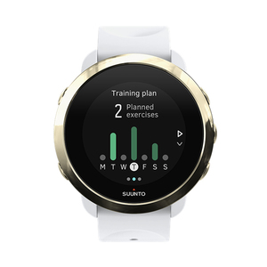 Suunto 3 Fitness Gold Sports Watch