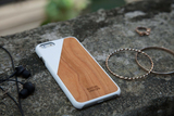 Native Union Clic Wooden Case White/Cherry Iphone 6 Plus
