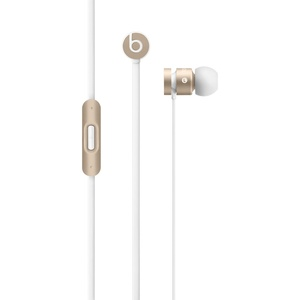 Beats Urbeats Special Edition 2 Gold Earphones