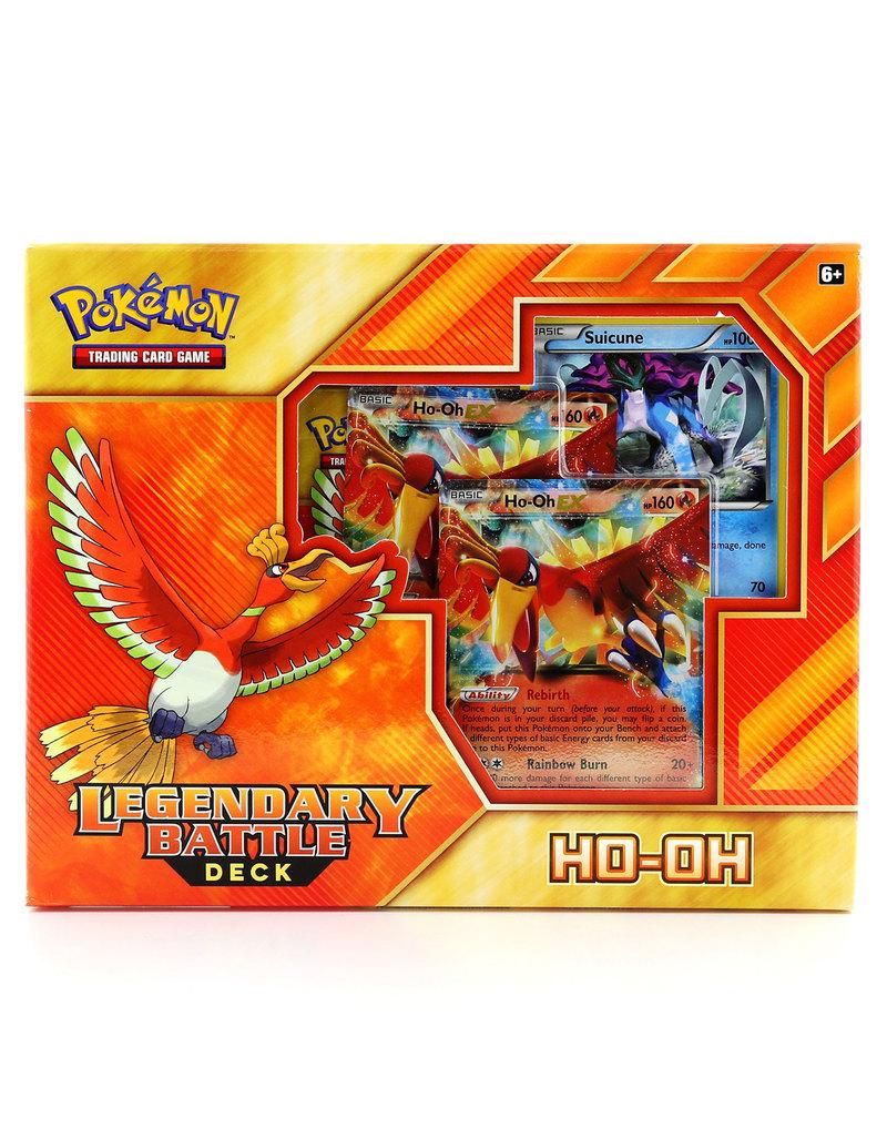 Pokemon TCG Legendary Battle Decks Ho Oh & Lugia