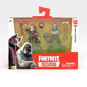 Fortnite Battle Royale Collection S2 Drift & Abstrakt 2 Inch Duo Pack