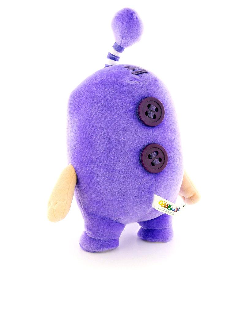 Oddbods Jeff 32cm Plush Toy Soft Toys Amp Plushes Toys