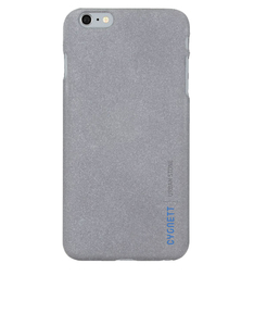 Cygnett Urbanwrap Stone Stone Finished Pc Snap On Case Light Grey Iphone 6/6S