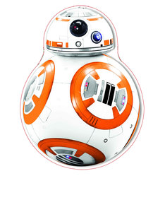 Underground Toys Star Wars E7 Glass Chopping Board BB-8