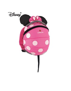 Little Life Disney Toddler Daysack Pink Minnie