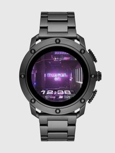 Diesel DT2017 Gun Metal Smart Watch 48mm [Gen 5]