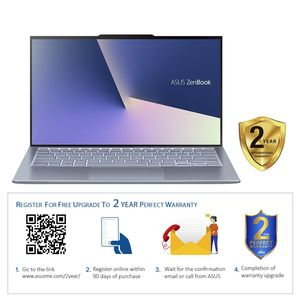 "Asus ZenBook S13 UX392FN i7-8565U/16GB/1TB SSD/Geforce MX150 2GB/13.9"" FHD/Windows 10 Pro"