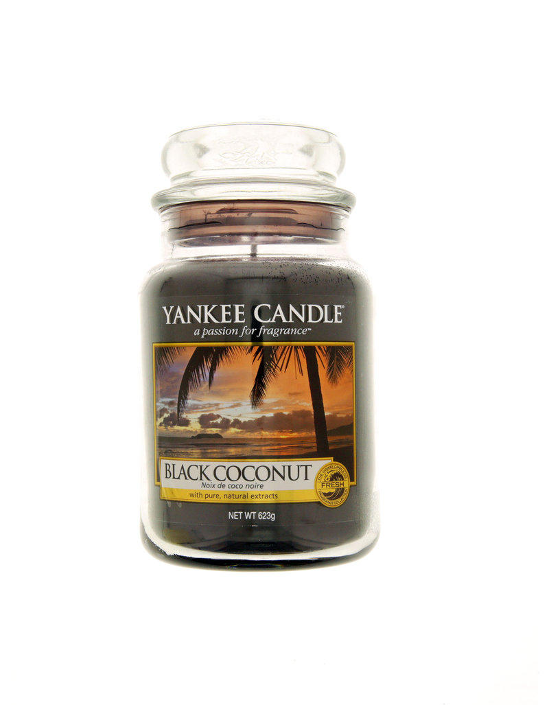 Yankee Candle Classic Large Jar Black Coconut