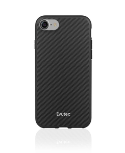 Evutec AER Karbon Case Black With Vent Mount For iPhone 7