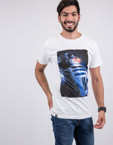 Star Wars R2D2 White T-Shirt