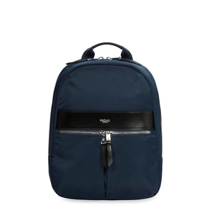 Knomo Mini Beauchamp Backpack Navy For Tablet 10 Inch