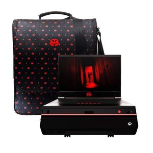 Buddah Tek Rover 1 Personal Gaming Station + R1 Messenger Bag [Bundle]