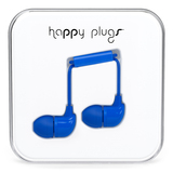 Happy Plugs Cobalt In-Earphones
