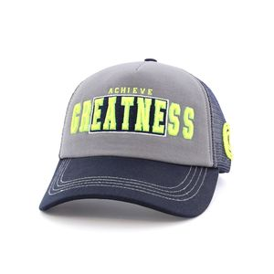 B180 Achieve Greatness Men's Cap Black/Grey