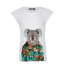 Saint Noir Koala Women T-Shirt L