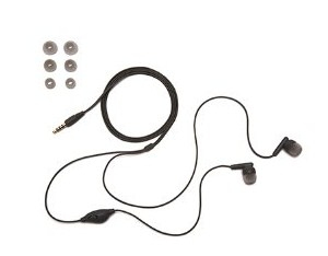 Griffin Tunebuds Black Earphones