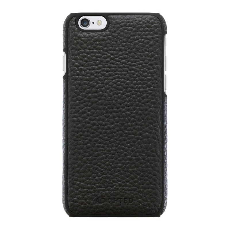 Adopted Leather Wrap Case Black/Black Iphone 6